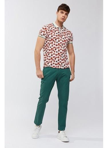 Avva Erkek   Pantolon A91Y3018 Yeşil